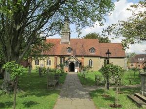 The village church
