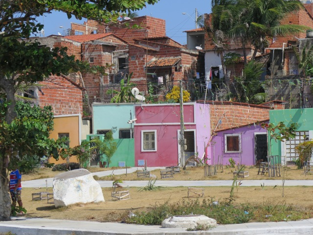 Housing in Pirambú