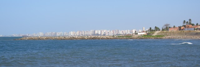 Fortaleza from Pirambú