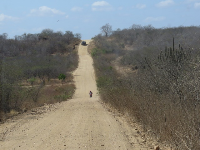 Road through the Sertao