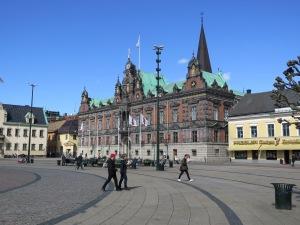 Malmö's Town Hall.