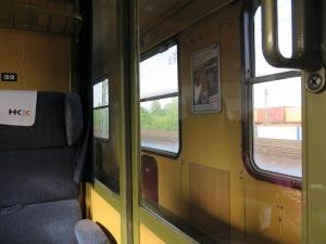 A corridor train: I remember these. Hamburg-Koeln Express