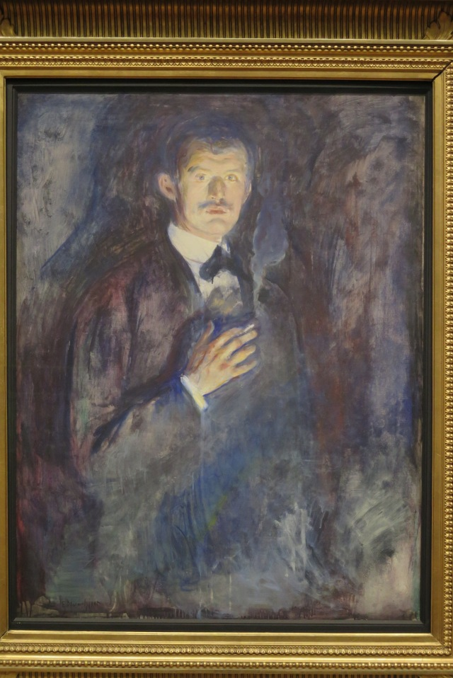 Edvard Munch - a phenomenal technique